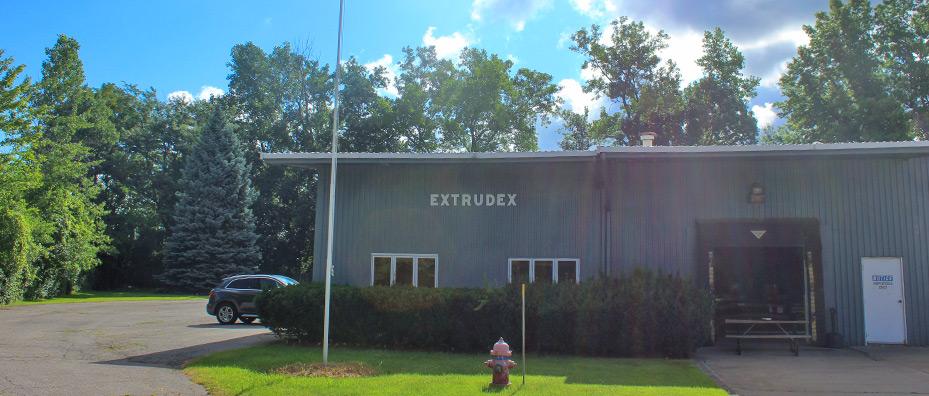 Extrudex exterior
