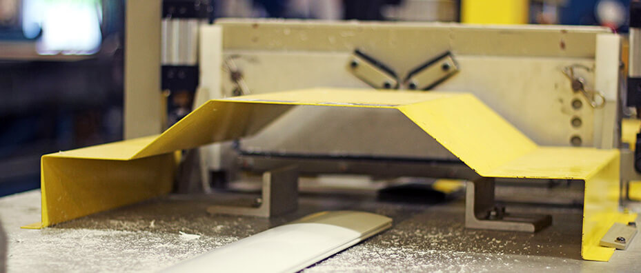 Extrudex Material on Conveyor Belt